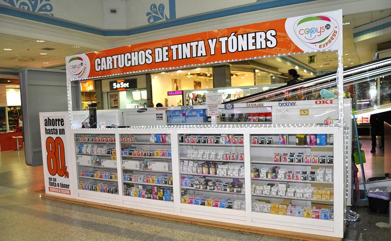 Copys 24 Centro Comercial Los Valles